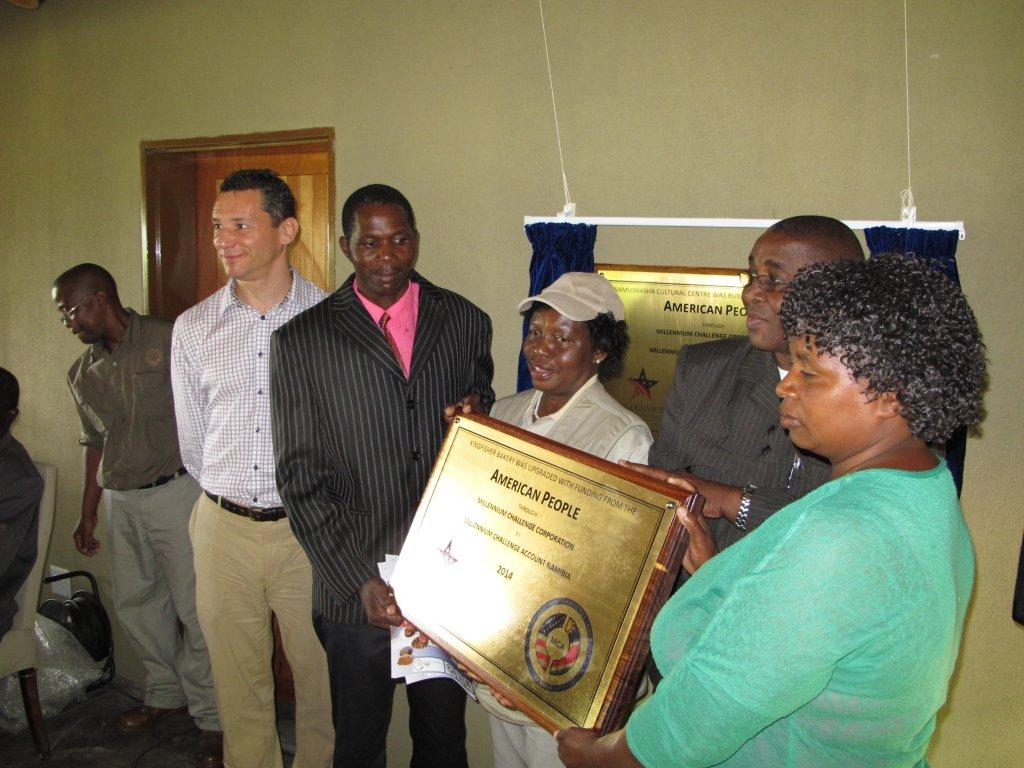 Hand-Over of Eco-Toursim Projects to Communal Conservancies in Zambezi Region