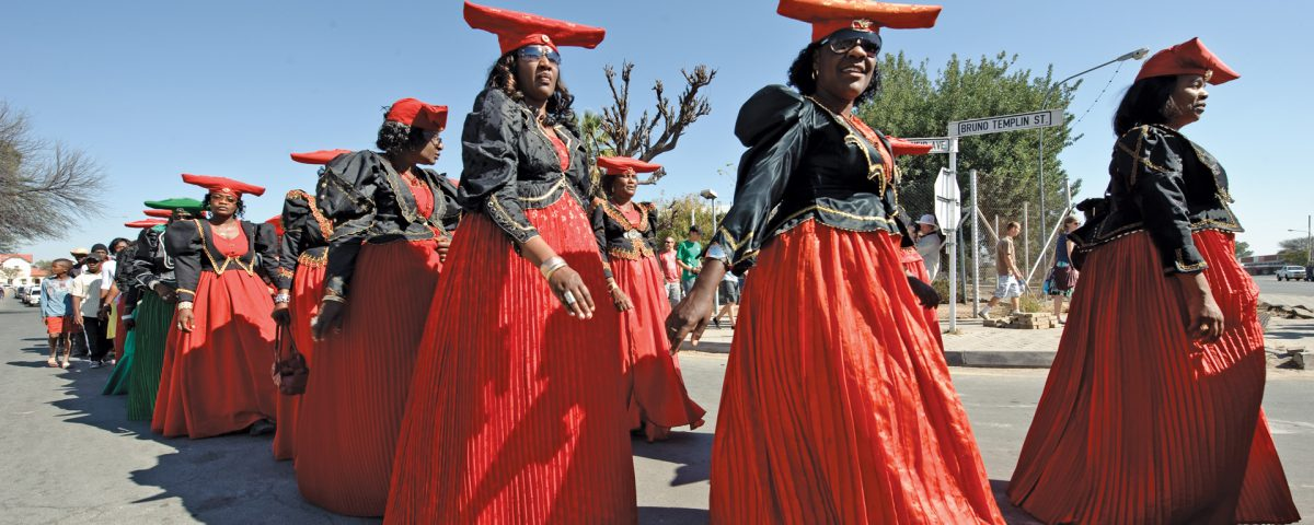 The Herero - from the great lakes of East Africa - Travel ...