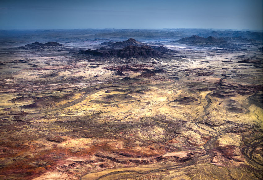 Damaraland - North-west Namibia. Photo ©Paul van Schalkwyk.