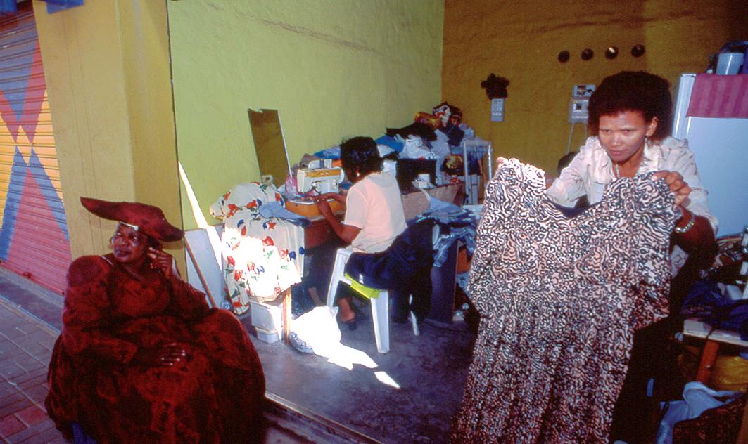 Dress-maker
