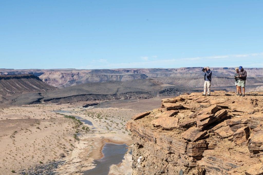 Namibian experiences