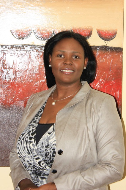 Fransiska Nghitila - Environmental and Compliance Specialist