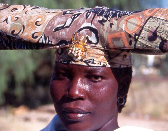 Herero-woman-in…ress,-Opuwo