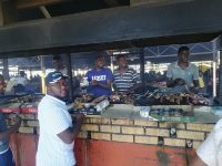 Try kapana at Single Quarters on a tour of Katutura.