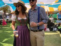 Windhoek's Octoberfest is a fun annual event. Try the Festbier, which is specially brewed by Namibia Breweries Limited for the festival each year.