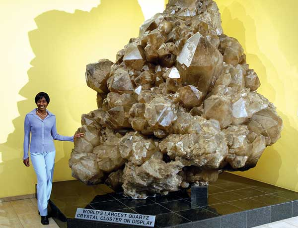 Largest-Crystal