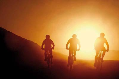 cycle cycling  Mountain biking