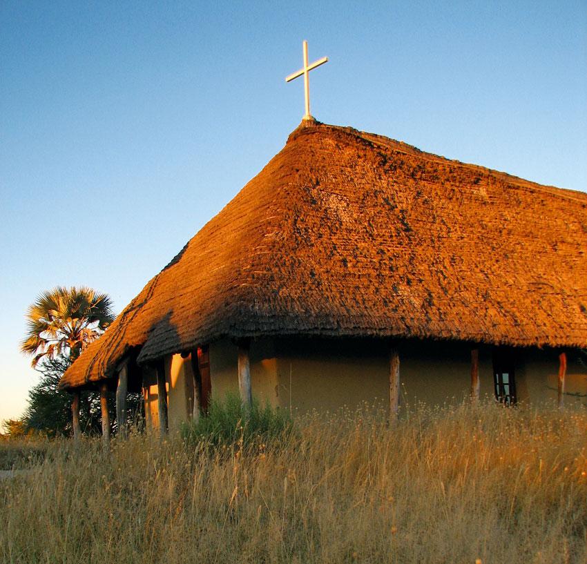 Nakambale museum. Photo ©Ron Swilling