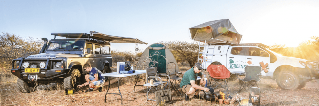 Community Campsites in Namibia - Travel News Namibia