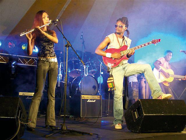 /Ae//Gams festival performers