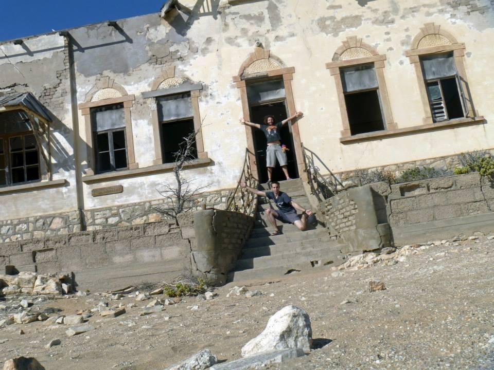 nomadic diaries lüderitz