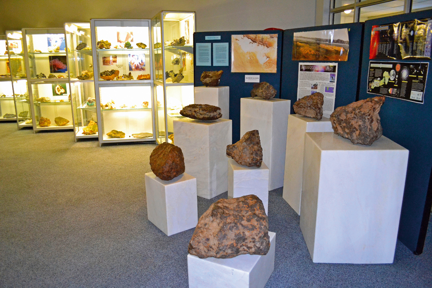 Geological museum ©Ron Swilling Museums Windhoek