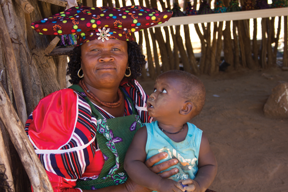 herero-woman-and-child