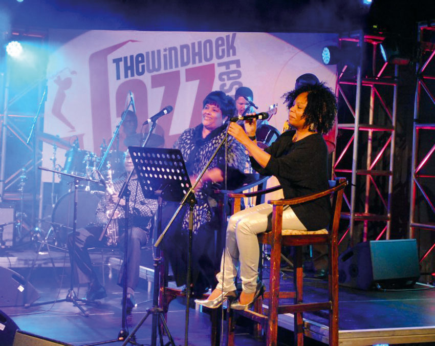 Windhoek jazz festival