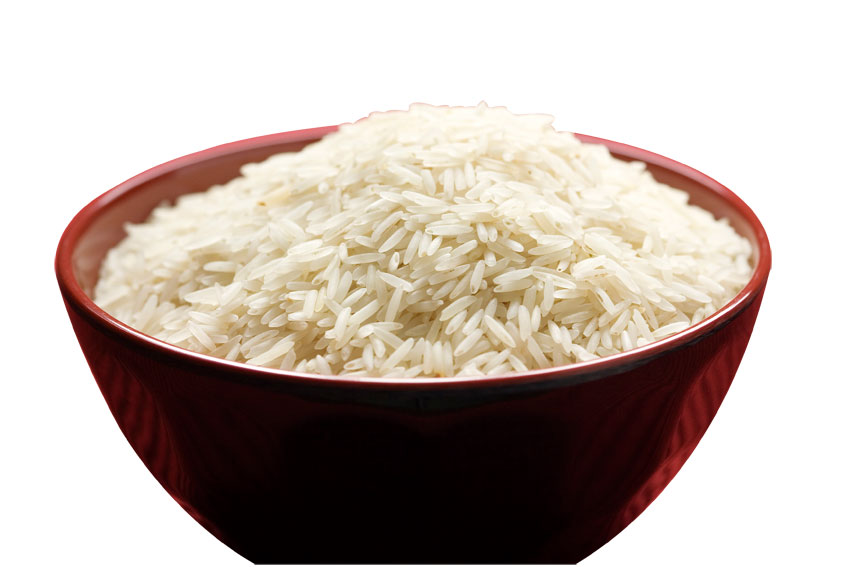 Kalimbeza rice in a bowl