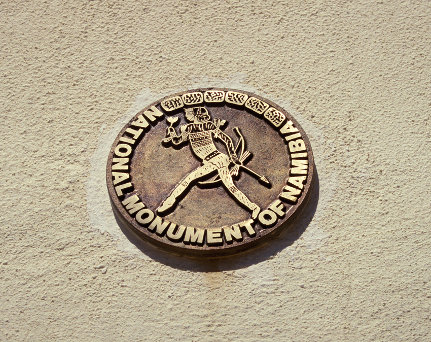 National monument.
