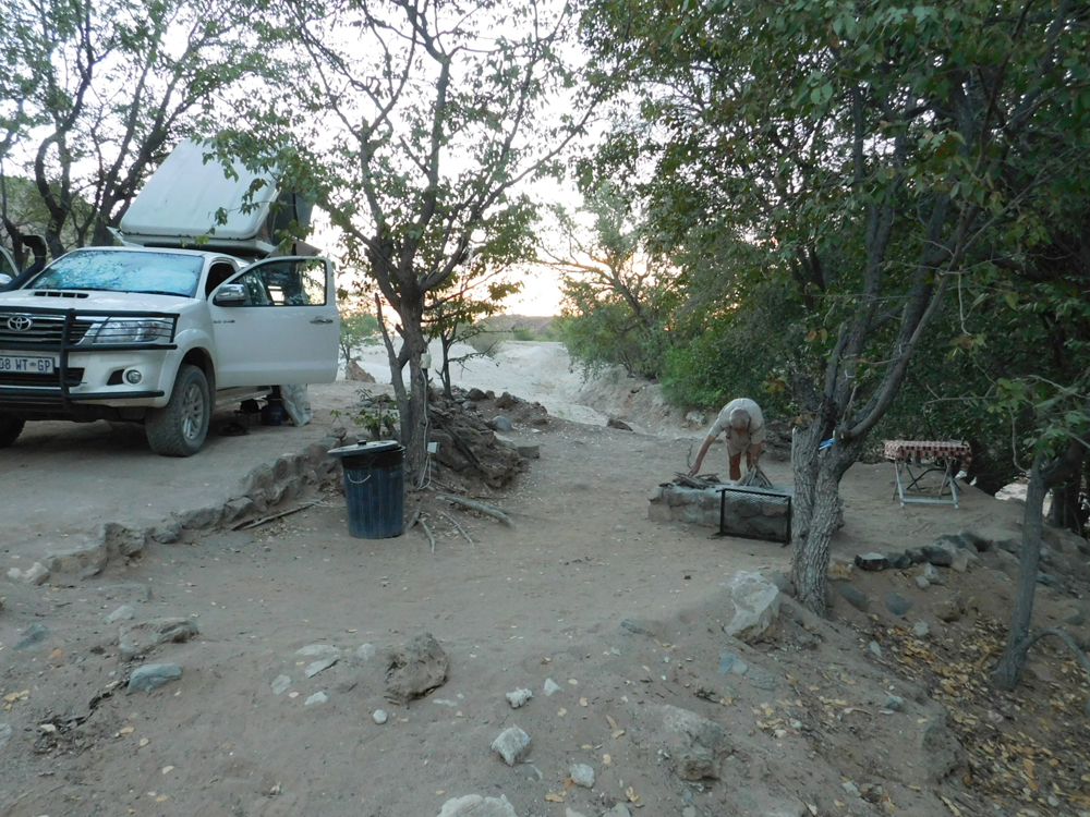 our-campsite-at-khowarib-schlucht