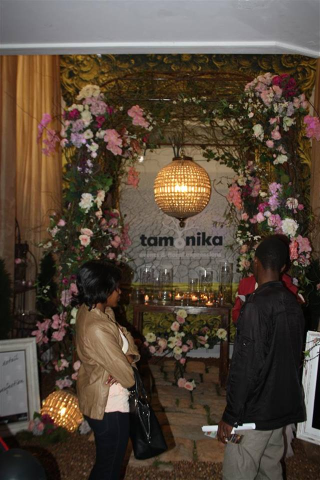 Best in Show: Supplier: Tamonika Events (Photo courtesy of Namibia Tourism Expo 2014 FB page)