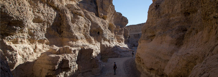 Sesriem Canyon. Photo ©Roanna Verinder.