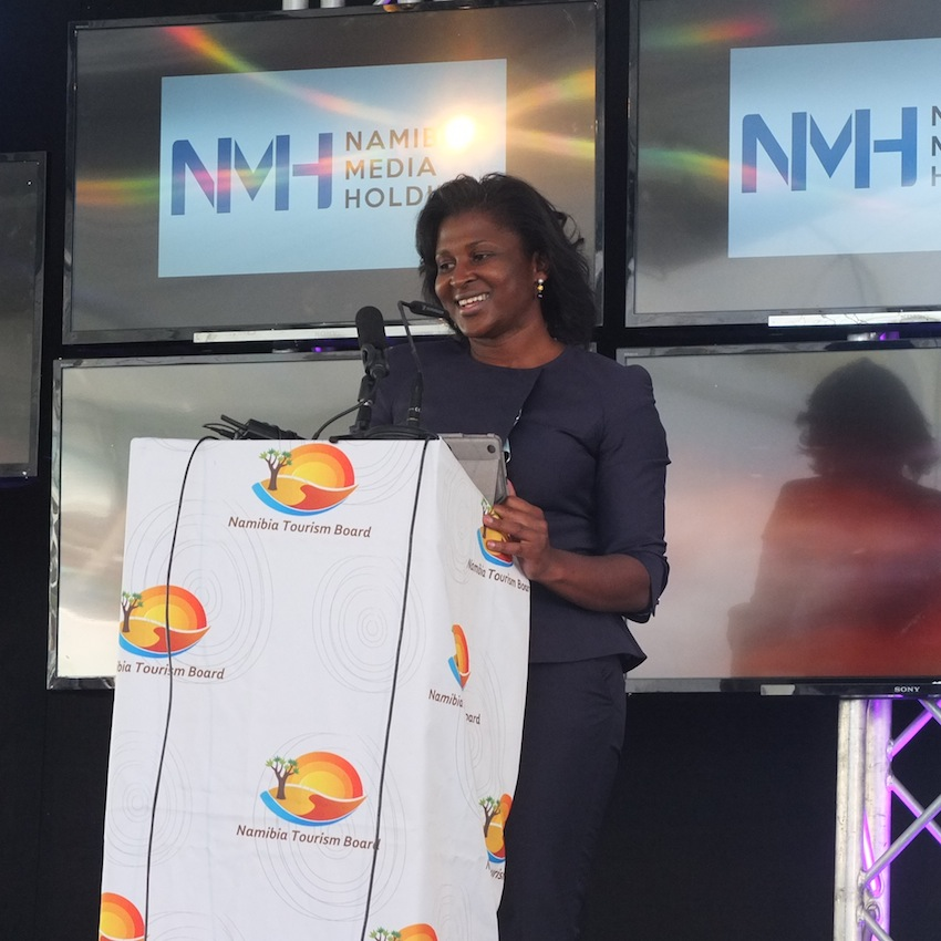 Monica Kalondo, NMH Chairperson