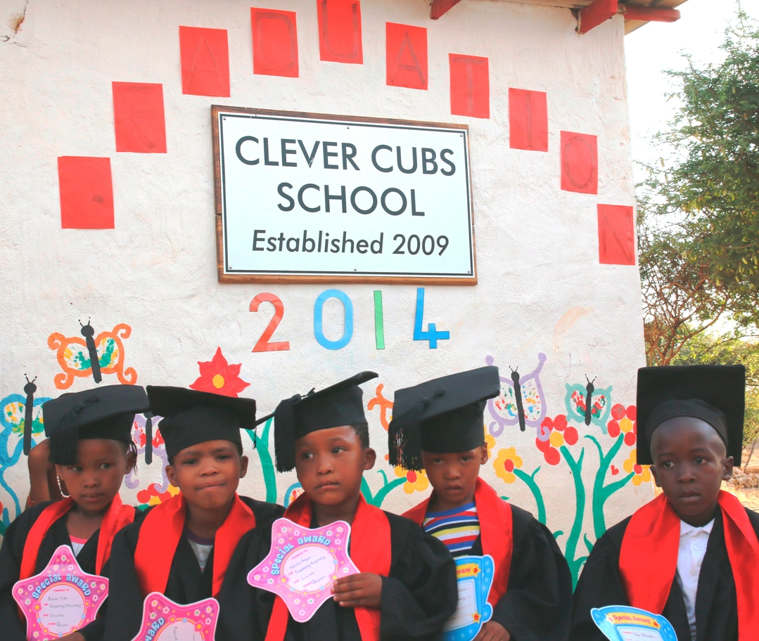 2014 Graduation of Clever Cubs.