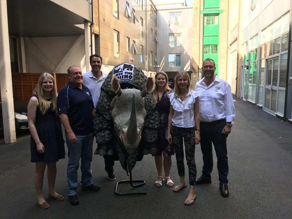 O&L, Save the rhino international