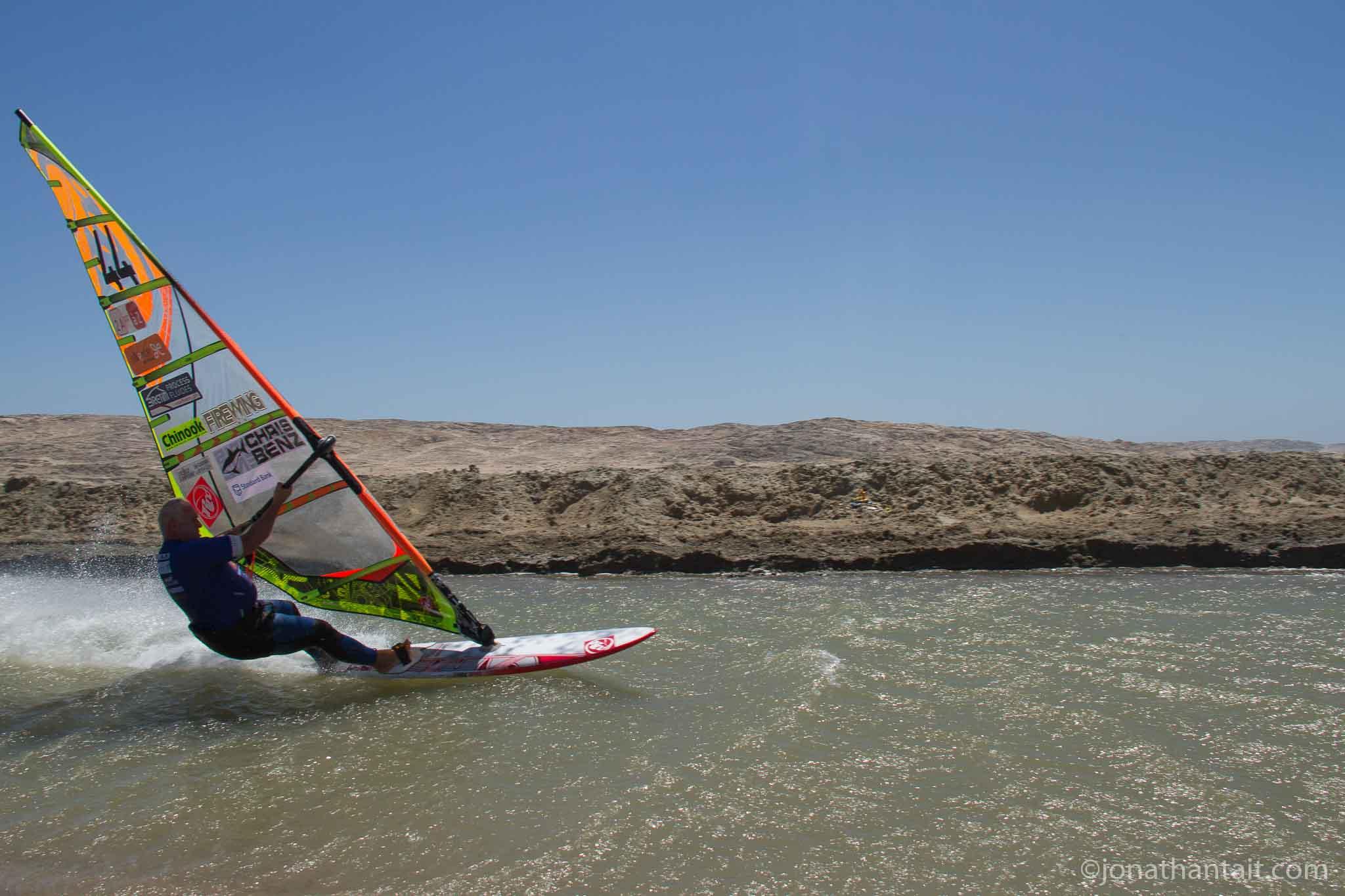 Day 7, Lüderitz Speed Challenge. Photo ©Jonathan Tait