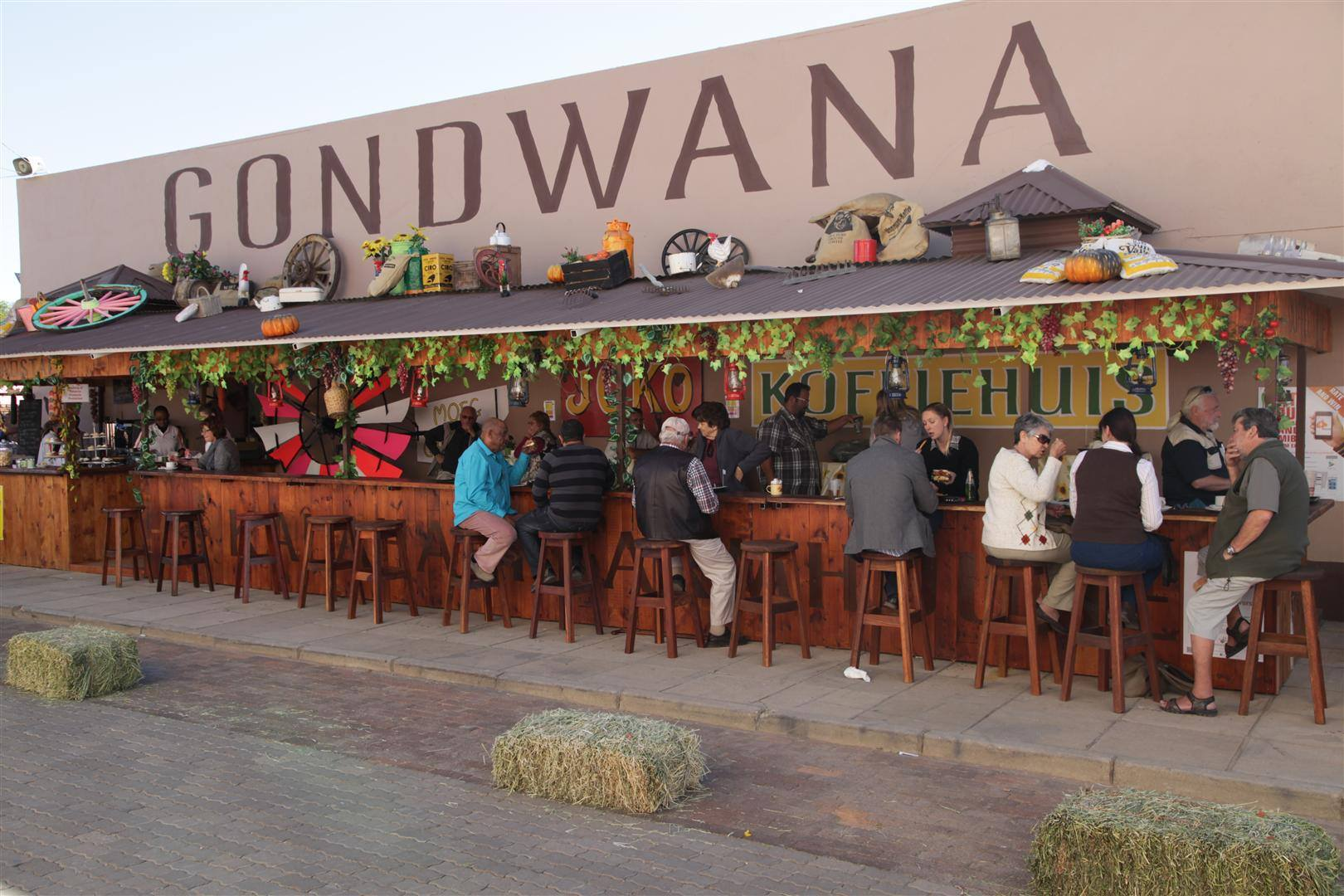 Best in show: Tourism: Gondwana (Photo courtesy of Namibia Tourism Expo 2014 FB page)