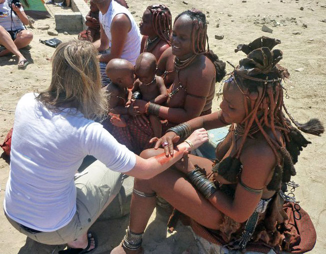 himba-visit hafeni travel guide