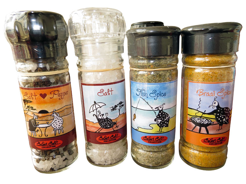 Safari Salts.