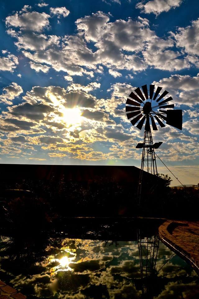 Typcial Namibia. Photo ©Thomas Blomme